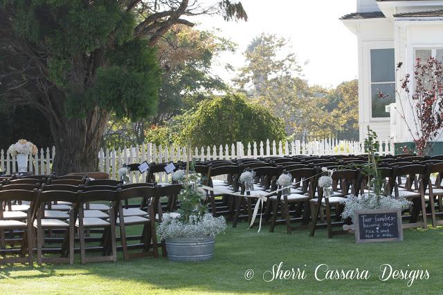 Amazing Barn Wedding On A Budget