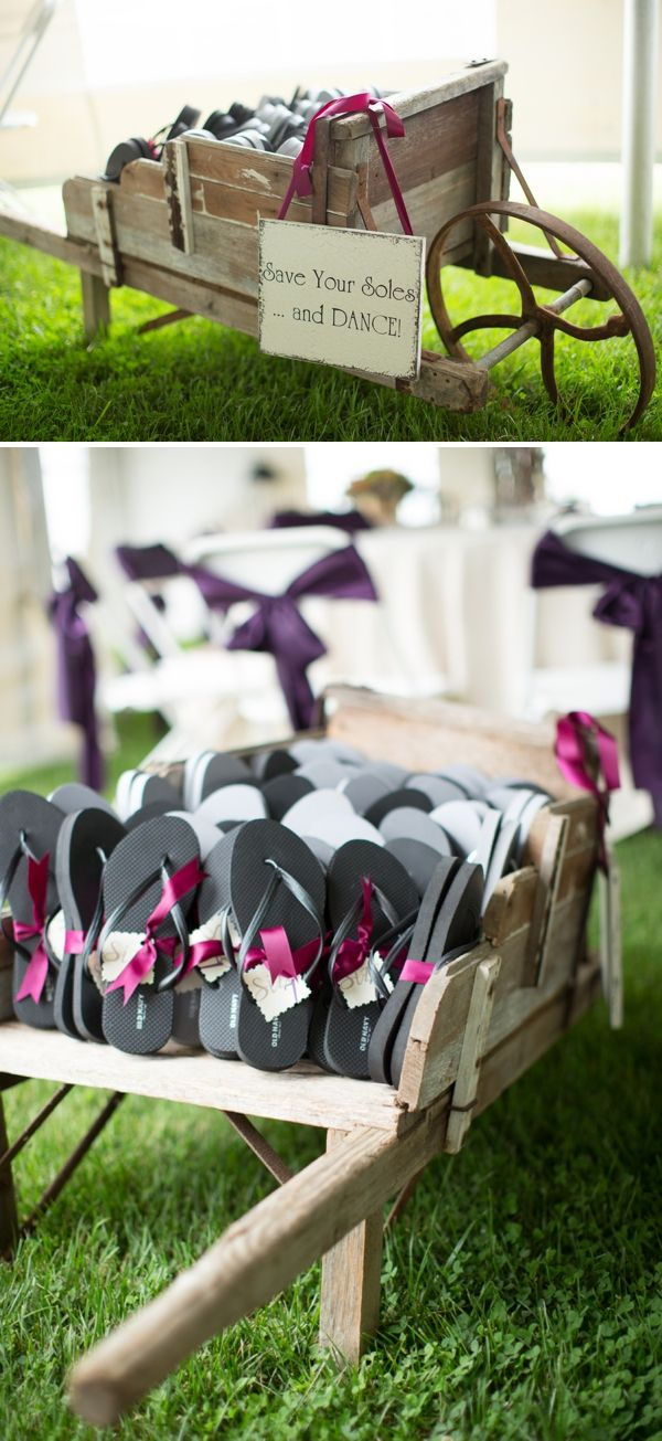 Awesome Flip Flop Favors