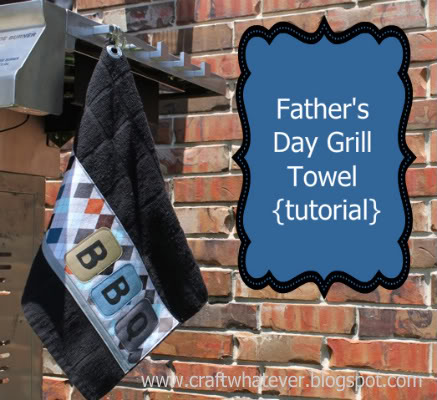Awesome Grilling Towel For Father's Day