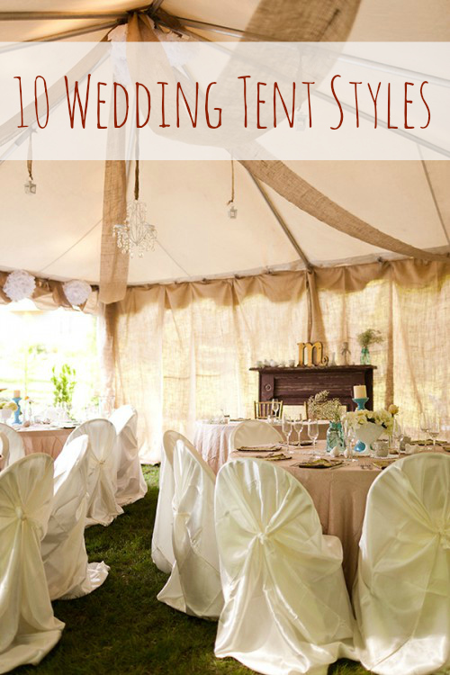 Awesome Ideas For Tent-Style Weddings & 40+ Breathtaking DIY Vintage Ideas For An Outdoor Wedding u2013 Page 2 ...