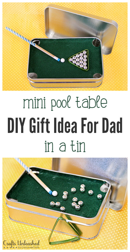 Awesome Pool Gift For Daddy