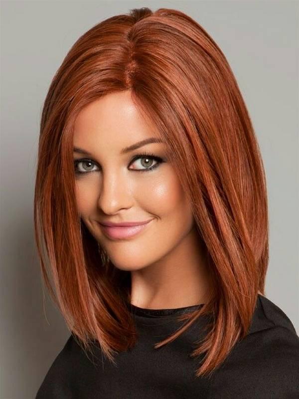 30+ Modern Medium Hairstyles For A Clean-Cut Hollywood Look ...