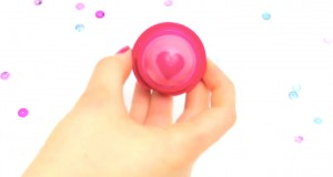 DIY: Make Your Own Heart EOS Lip Balm!