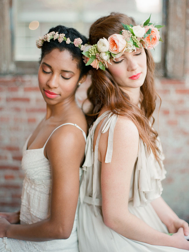 DIY Spring Flower Crown