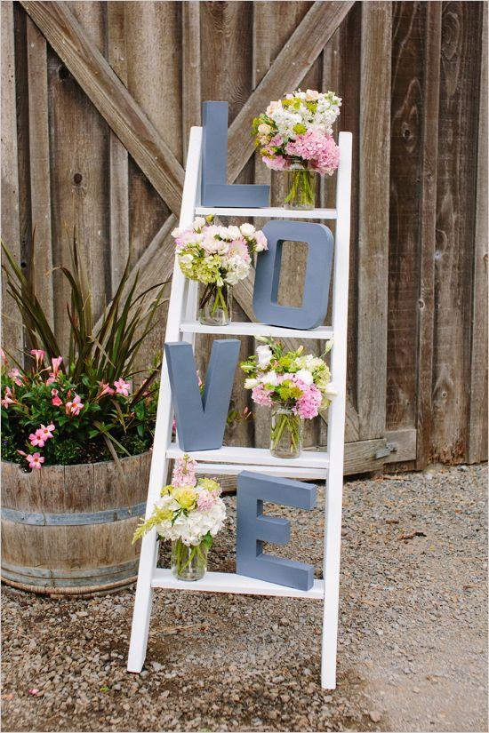 Elegant Countryside Floral Arrangements