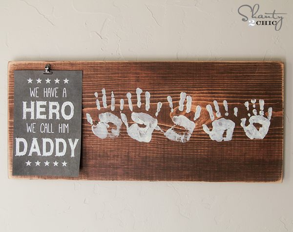 Father's Day Gift And Free Printable
