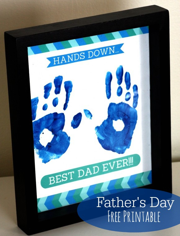 Free Father's Day Printable Gift