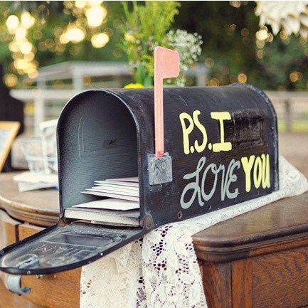Make The Best Of Your Old Mail Box