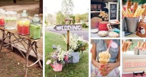 Outdoor Wedding Ideas facebook
