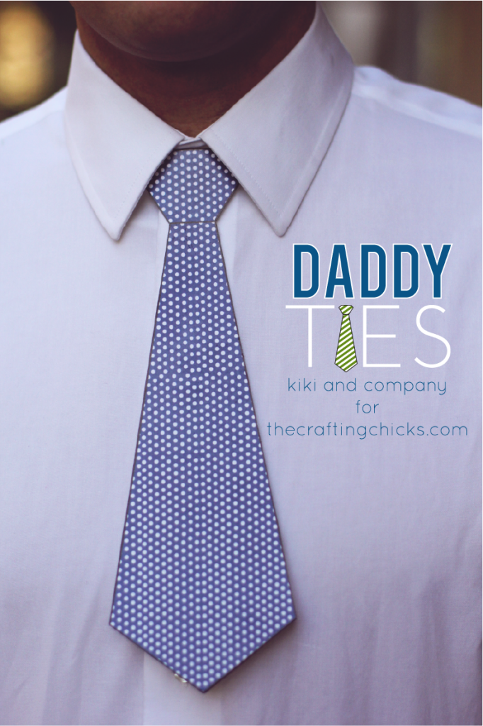 Printable Daddy Ties