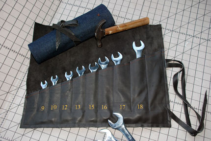 Roll Up Tool Organizer