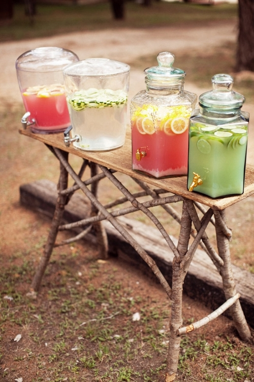 Diy vintage ideas for an outdoor wedding cute diy projects