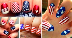 20+ Amazing Patriotic Nail Designs For The 4th Of July