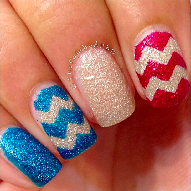 20 Amazing Patriotic Nail Designs For The 4th Of July Cute Diy