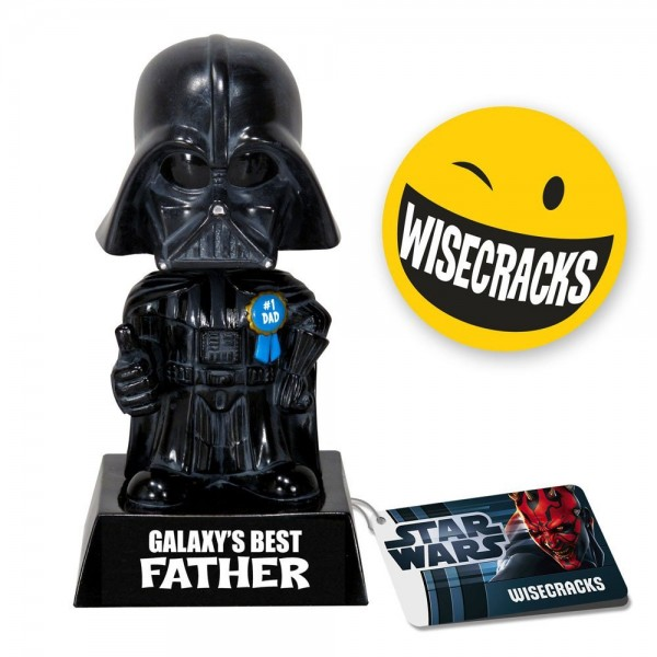 Darth Vader Trophy For The Best Father In The Galaxy