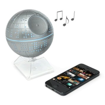 Portable Death Star Bluetooth Speaker