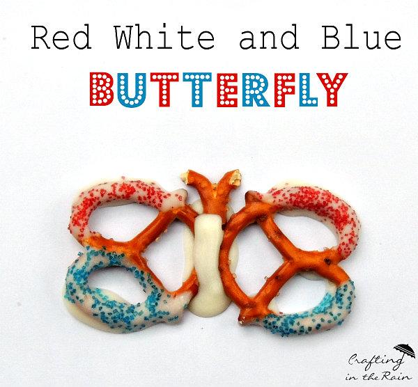 Pretzel Butterflies