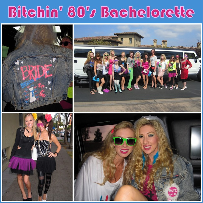 80's Themed Party