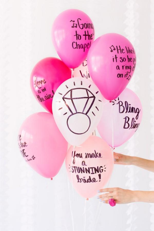 30 DIY Bachelorette Party
