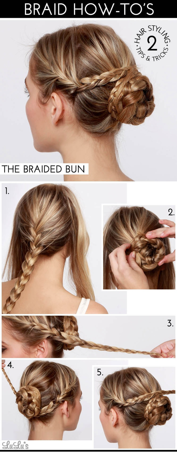 Miraculous 30 Cute And Easy Braid Tutorials That Are Perfect For Any Short Hairstyles For Black Women Fulllsitofus