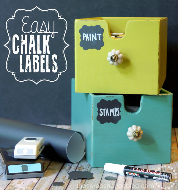 30 creative and cute diy back to school ideas page 2 of for Diy chalk labels