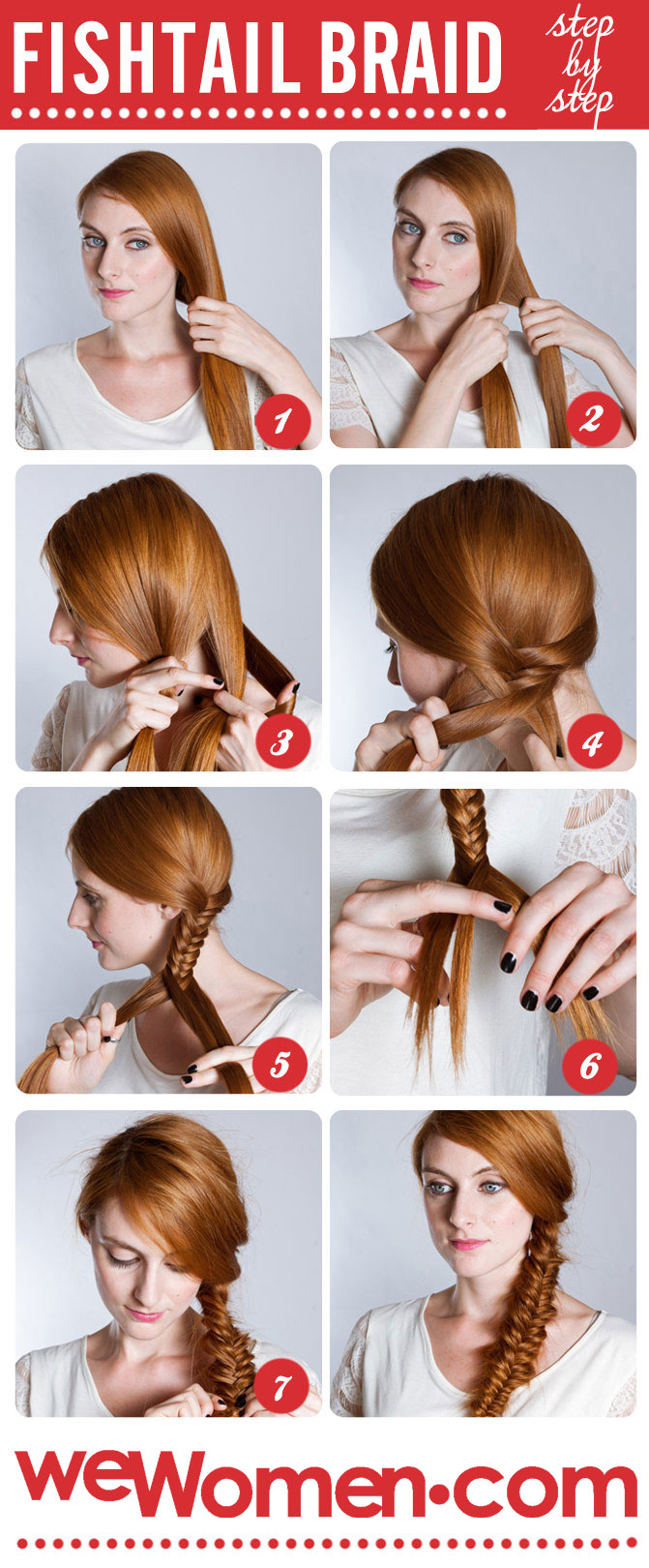 30 cute and easy braid tutorials that are perfect for any