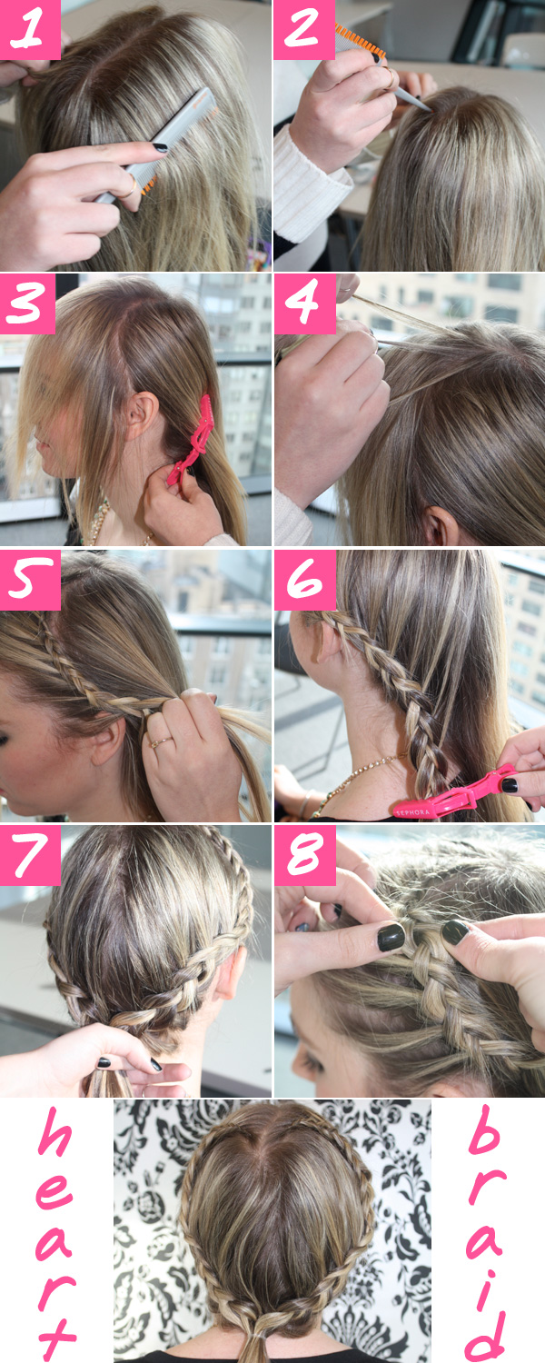 Awesome 30 Cute And Easy Braid Tutorials That Are Perfect For Any Hairstyles For Men Maxibearus