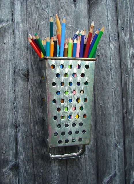 Innovative Pencil Holder