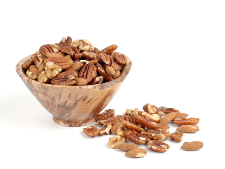 Spice Roasted Nuts