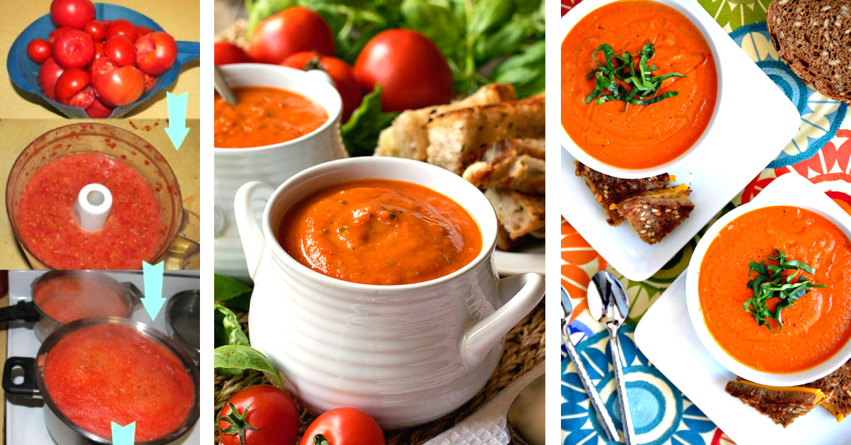 25 Most Amazing Tomato Soup Recipes of All Time – Cute DIY ...