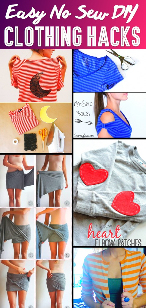 66 Best Pretty Easy DIY Fashion Projects images in 2012