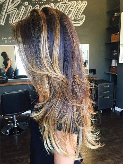 Blonde Brown Hair Color - newhairstylesformen2014.com
