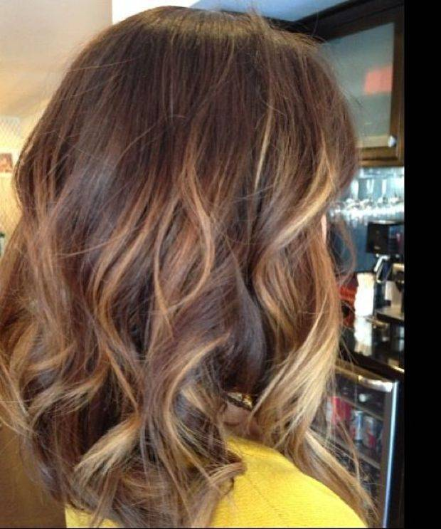 Balayage Your Hair