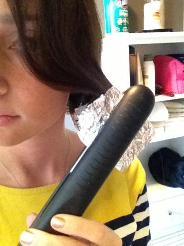 Cooking Curls
