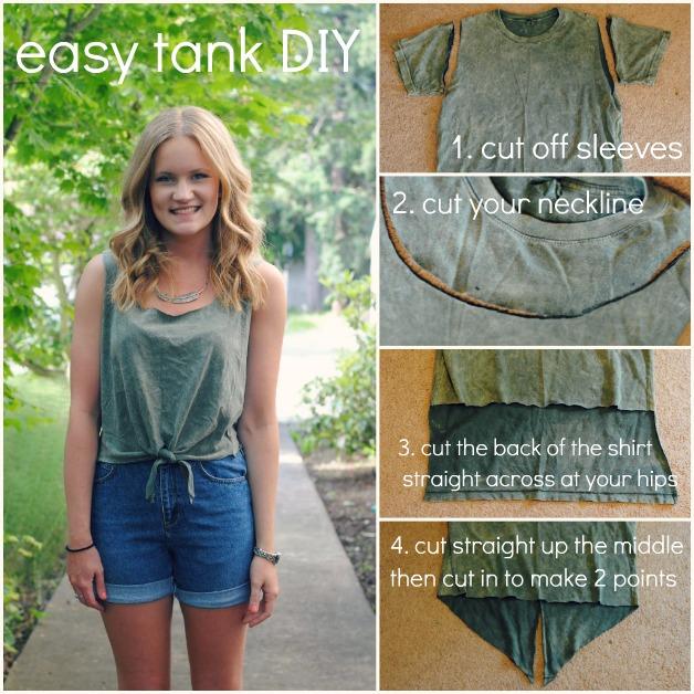 68f328bffc255 37 Truly Easy No Sew DIY Clothing Hacks – Page 2 of 2 – Cute DIY ...