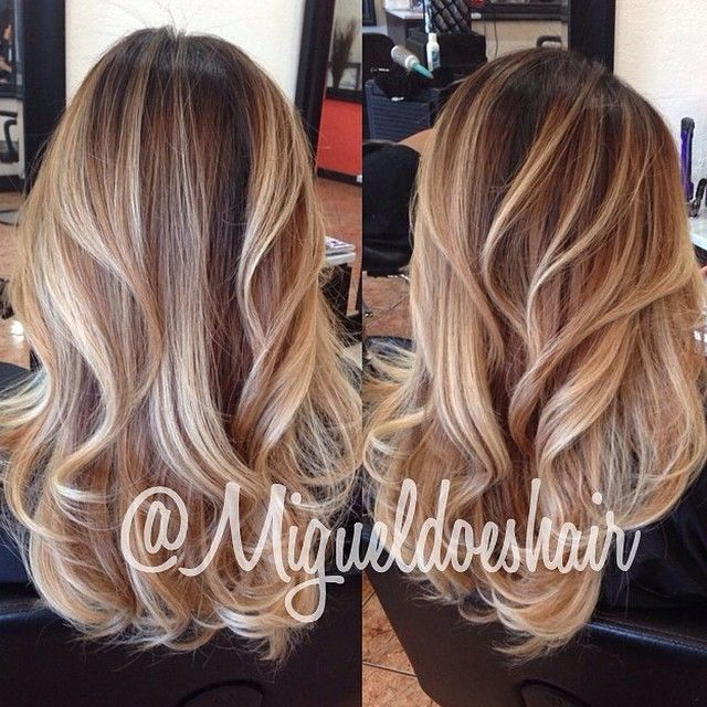 how to style balayage hair top 30 balayage hairstyles to give you a completely new 9218