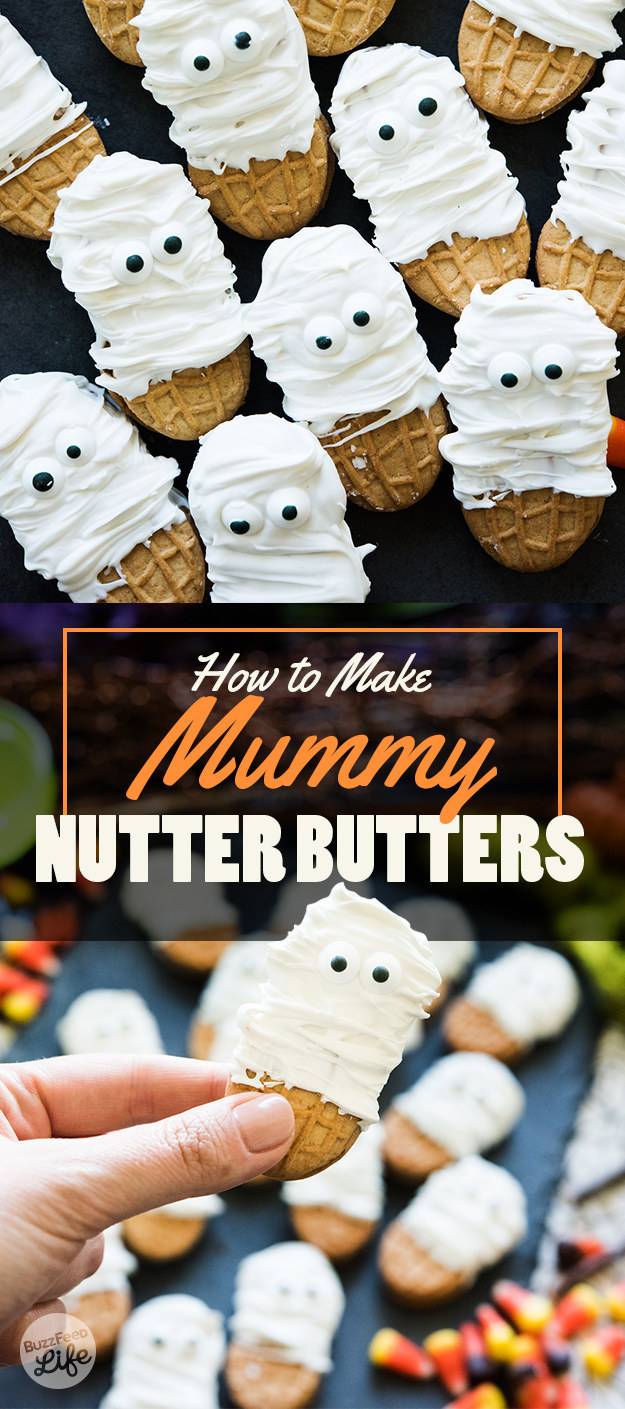 Mummy Nutter Butters