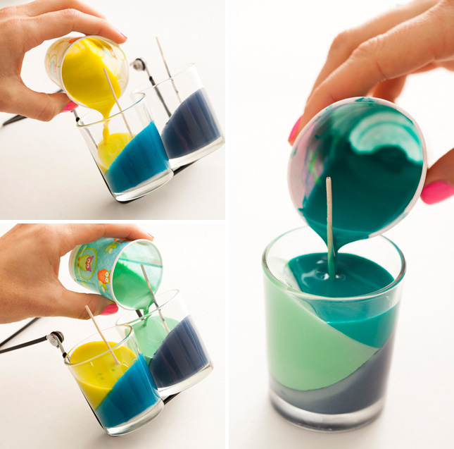 31 Brilliant Diy Candle Making And Decorating Tutorials Cute