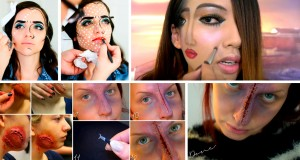 28 Remarkably Creative DIY Halloween Makeup Inspirations