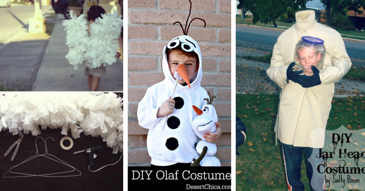& 50 Best DIY Halloween Costumes For Kids in 2017