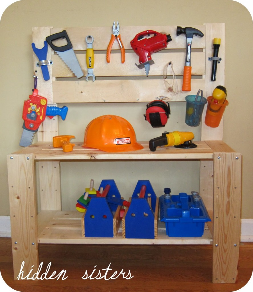 20 Incredibly Useful And Adorable Kids Pallet Furniture Inspirations Cute Diy Projects