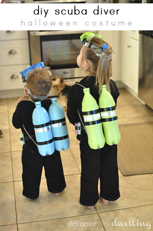 diy scuba diver halloween costume - Halloween Costumes Diy Kids