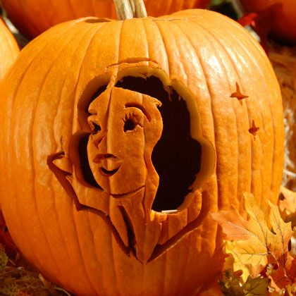 60 Easy, Cool DIY Pumpkin Carving Ideas for Halloween 2017