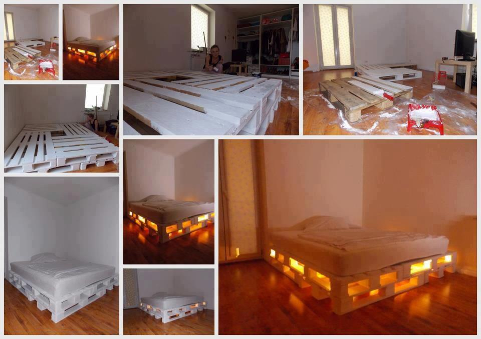 Gorgeous Bed Frame : Recycled Respite