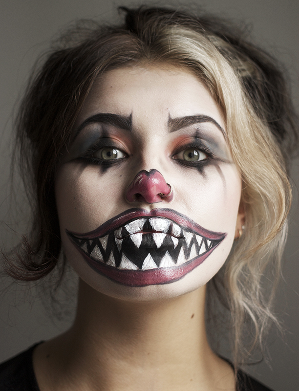 28 Creative DIY Halloween Makeup Ideas for 2017 - Diy Halloween Makeup Tutorials