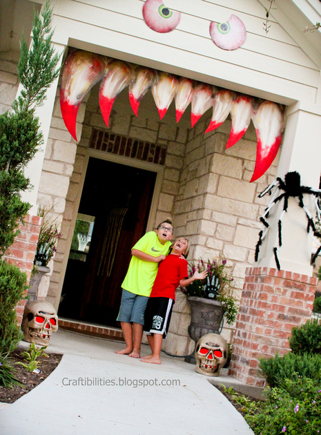 making your house come alive halloween decoration ideas