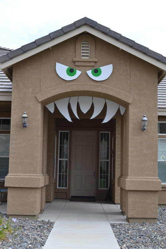 Monster Face Home