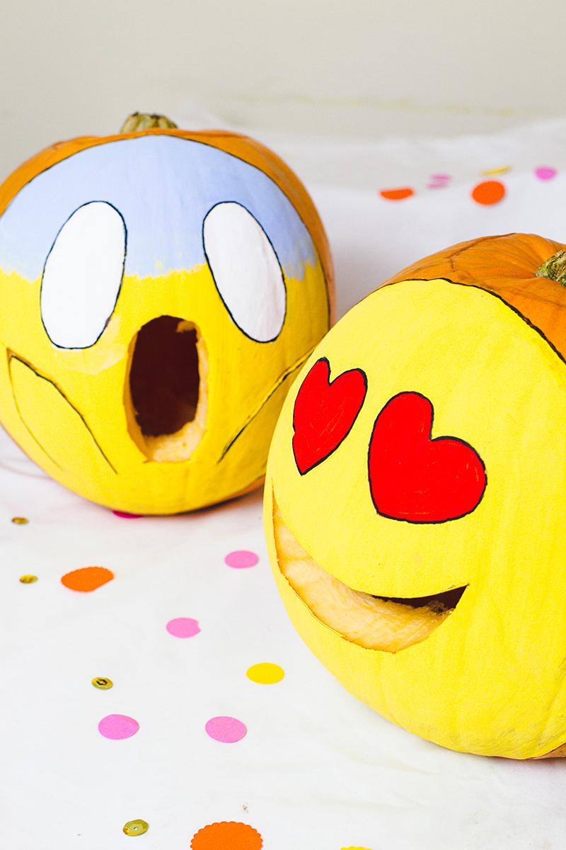 Pumpkin Emojis