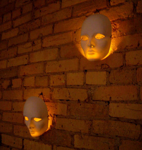 Spooktacular Halloween Wall Lights