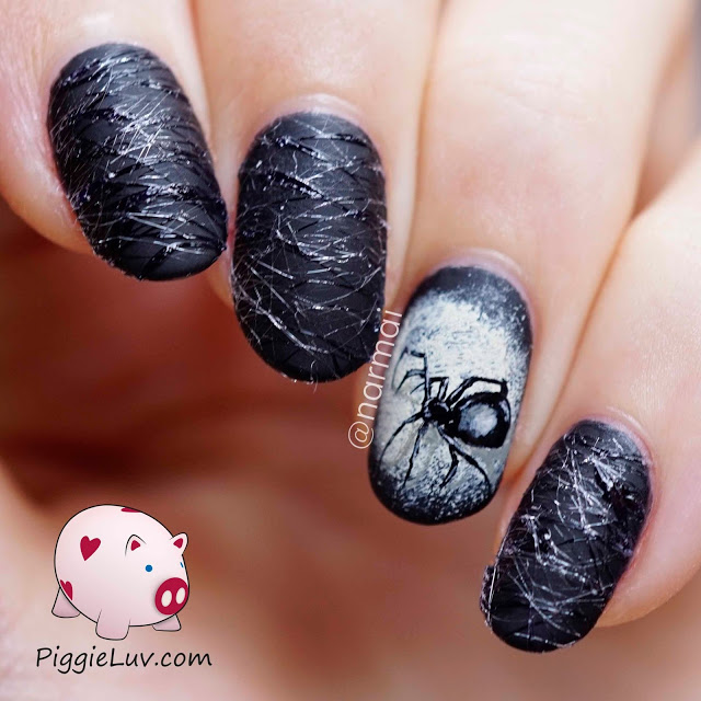 40 Best Halloween Nail Art Inspirations for 2016